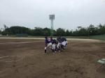 練習試合 in毘森球場