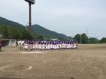 練習試合 VS松阪梅村リトルシニア