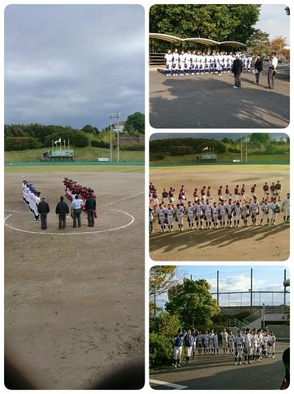 中日本秋季大会 3・4回戦