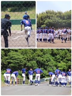 6月2日 練習試合