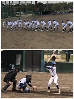 4月14日 ジャイアンツカップ2018愛知地区予選 1回戦