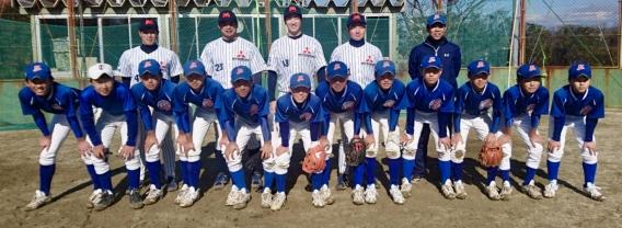 1月13日 野球教室