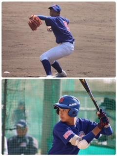 第11回倉敷国際少年野球大会・中日本ブロック選抜チームに選出されました。